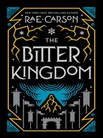 Cover of The Bitter Kingdom